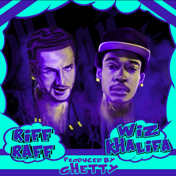 Riff Raff and Wiz Khalifa Dumb Shyt